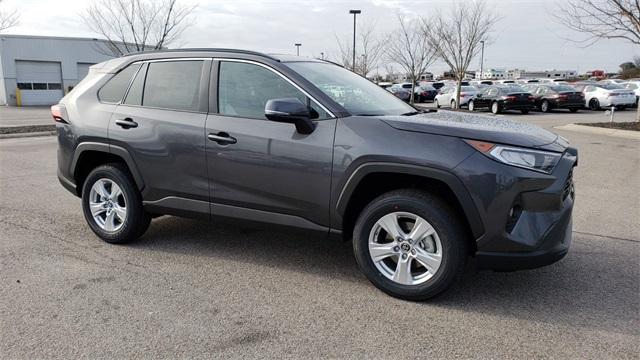 New 2019 Toyota Rav4 Xle 4d Sport Utility In North Augusta W003930
