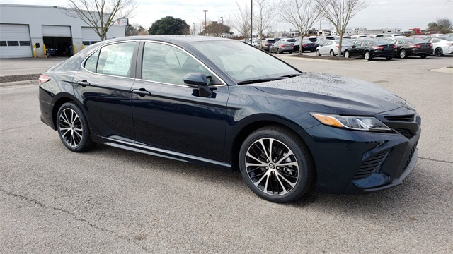 New 2019 Toyota Camry Se 4d Sedan In North Augusta U735471 Bob