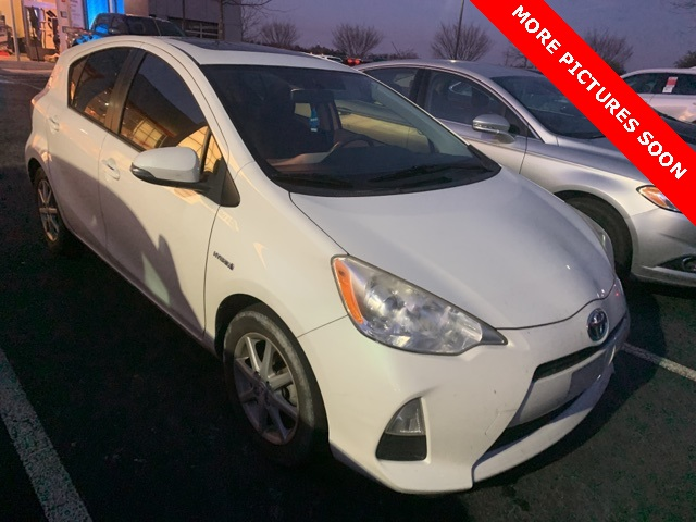 Pre-Owned 2012 Toyota Prius c Three